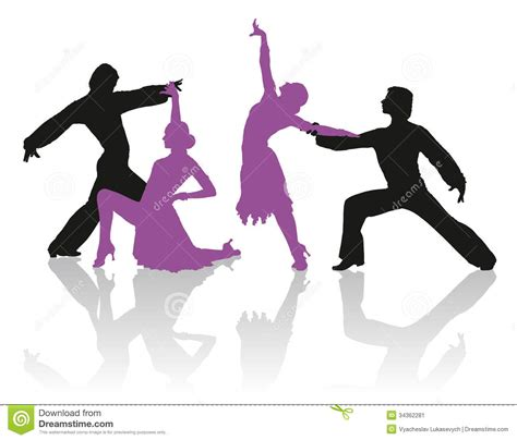 swing dance silhouette the gallery for gt ballroom dancing silhouette swing