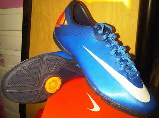 Nike Mercurial Futsal Made In 2 Warna nike junior futsal