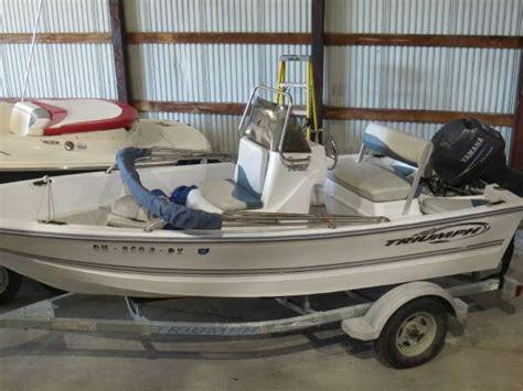 triumph cc boats for sale triumph boats 150 cc boats for sale in ohio