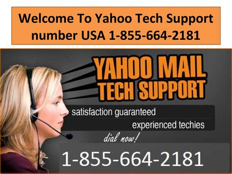 email yahoo tech support yahoo tech support number usa 1 855 664 2181 by