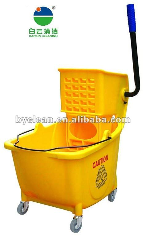 Wringer One Pail Yellow 36l 18 quot 45cm stainless window squeegee squeegees