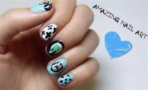 nail art tutorial ita tumblr nail designs summer www pixshark com images