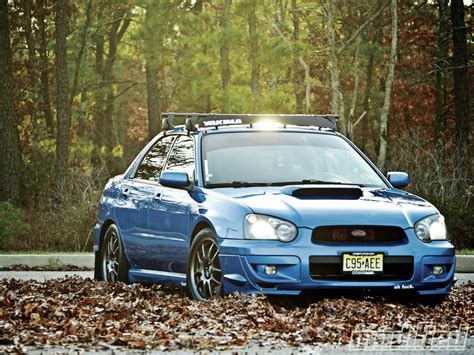 subaru wrx 2005 2005 subaru impreza wrx chris siberry modified magazine
