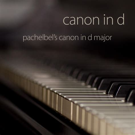 canon in d piano and violin duet a song by johann