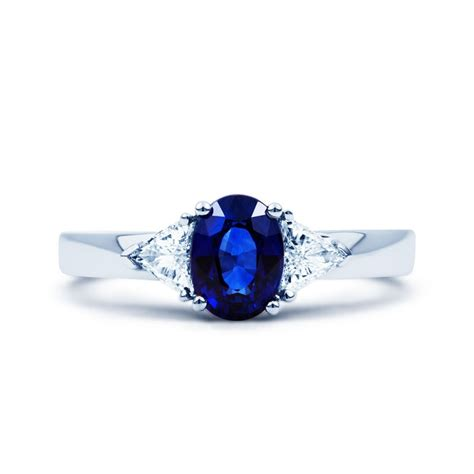 Blue Rings by Kashmir Blue Sapphire Ring Boutique