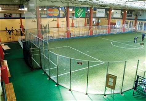 Chelsea Piers Field House by Open Soccer Basketball Chelsea Piers Nyc