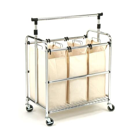 Rolling Laundry Carts Rolling Laundry Cart Home Design Laundry Cart