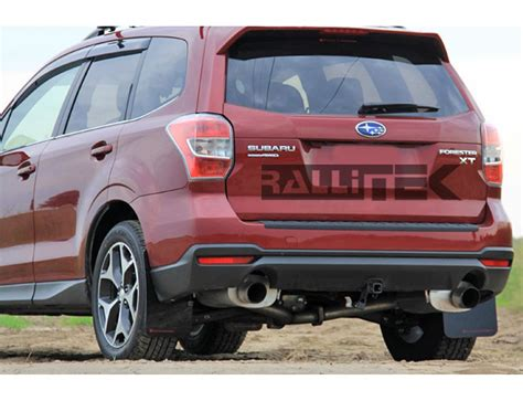 rally subaru forester rally armor ur mud flaps forester 2014 2015 rallitek com