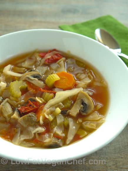 low calorie vegetarian soup recipes free vegan cabbage soup cabbage soup diet recipe for