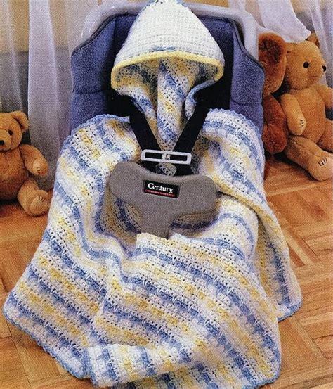 seat pattern car seat cover crochet pattern