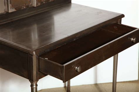 Industrial Vanity Table Edwardian Industrial Vanity At 1stdibs