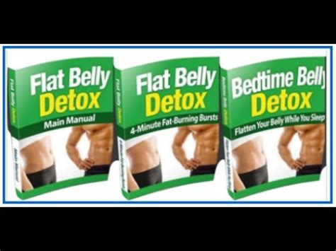 Tummy Detox Reviews by Flat Belly Detox Review Flat Belly Detox Diet Does It