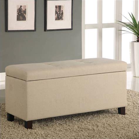 modus furniture urban seating storage bench natural linen bedroom benche ebay
