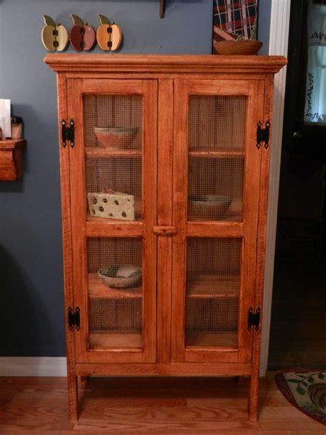 antique pie safe design woodworking projects plans