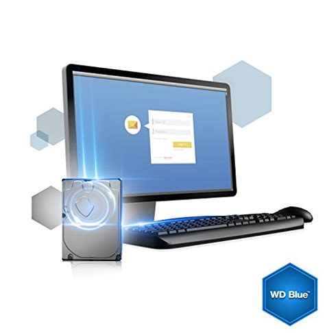 Hardisk Pc Dekstop 3 5 Inch Wd 320gb New Murahh wd blue 2tb desktop disk drive sata 6 gb s 64mb cache 3 5 inch wd20ezrz