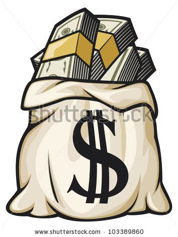 tattoo money logo money bag tattoo designs clipart best