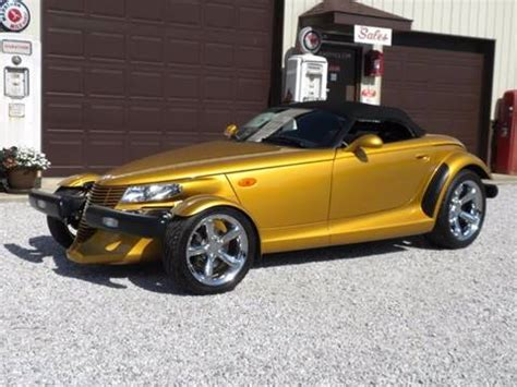 chrysler prowler chrysler prowler for sale carsforsale com