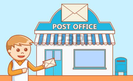 post office clipart clipground