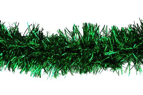 green tinsel christmas tree christmas lights decoration