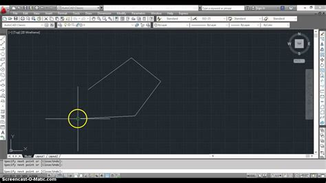 autocad tutorial youtube tutorial autocad dos dimensiones parte 1 youtube