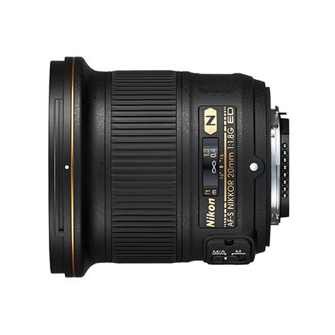 Nikon Af S 20mm F nikon af s 20mm f 1 8g ed objectief