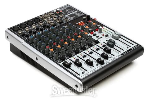 Second Mixer Behringer Xenyx 1204 Fx behringer xenyx x1204usb sweetwater