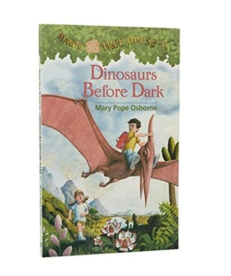 Magic Tree House Dinosaurs Before Book Report by Dinosaurs Before Comprar En Children S Books
