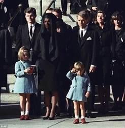 John F Kennedy Jr Children Where Were Jfk S Children When He Was Assassinated