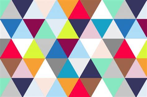 geometric triangle pattern wallpaper aliexpress com buy mural multicoloured triangles