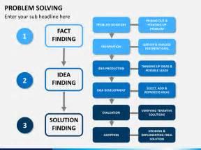 Problem Solving Template problem solving powerpoint template