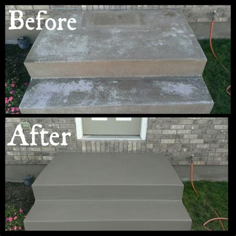 cement paint colors front stairs needed to be redone valspar cement porch