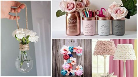 diy room decor 29 easy crafts ideas at home