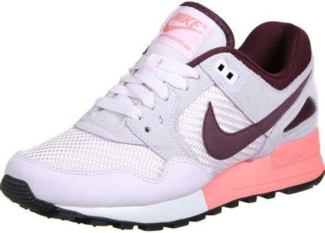 Nike Pegasus 89 nike air pegasus 89 w shoes purple maroon