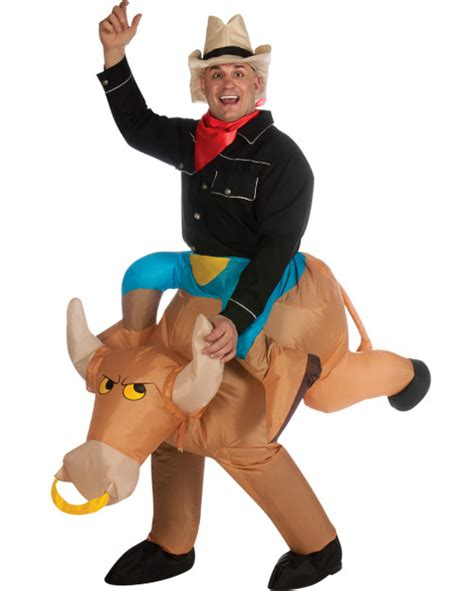 bull rider costume cl53 bull rider cowboy mens fancy dress costume ebay