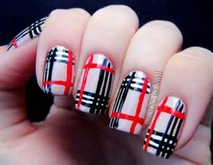 freehand nail art designs trend manicure ideas 2017 in