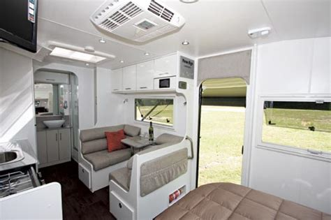 Awning Arms New Age Big Red 18e Review Amp Photos Caravan World