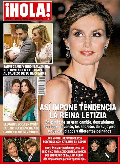 imagenes hola reina esta semana en 161 hola as 237 impone tendencia la reina letizia
