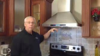 Cooktop Installation Instructions Wall Mount Range Hood Installation Youtube