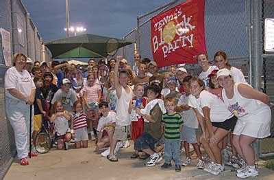 usta texas section 2006 usta section of the year texas tennis industry