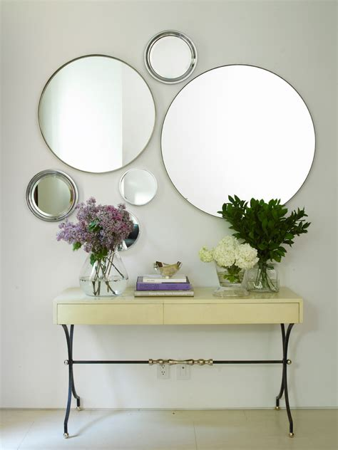 8 ideas to use a round mirror in a large living room magnificent oval round mirrors decorating ideas gallery in