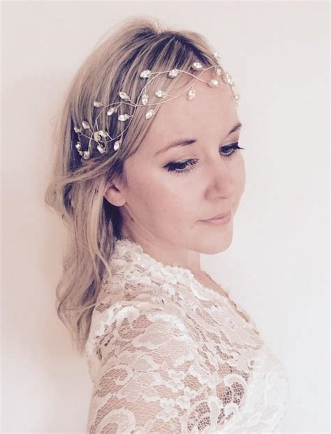 Wedding Headpiece by Bridal Hair Vine Wedding Accesories Headpiece