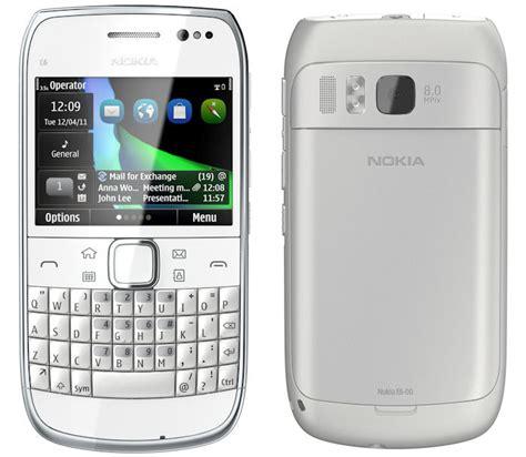 Hp Nokia Qwerty E6 nokia presenta su modelo empresarial e6 con symbian poderpda