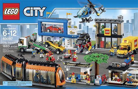 Lego 60097 City Square lego city town city square 60097 lego children and