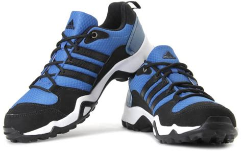 adidas zetroi hiking trekking shoes for buy blue black white color adidas zetroi