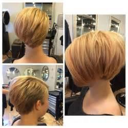 Short blonde bob haircut flickr