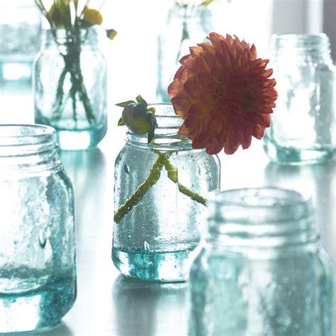 Glass Jar Vases by Vases Amusing Glass Jar Vases Decorative Colored Glass