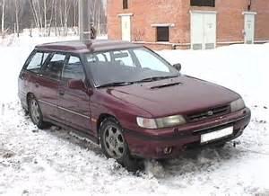 Subaru Legacy Wagon 1993 1993 Subaru Legacy Wagon Pictures 2000cc Gasoline