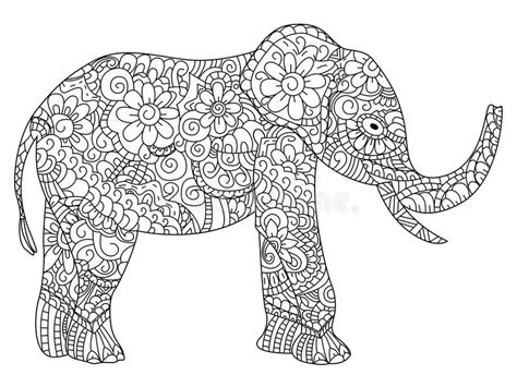 vet a snarky coloring book a unique antistress coloring gift for veterinarians veterinary science majors dvm vmd doctors of stress relief mindful meditation books elephant coloring book vector for adults stock vector