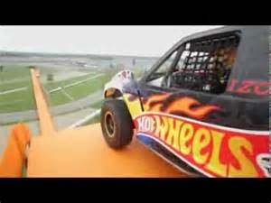 How Far Was The Wheels Truck Jump Wheels World Record Jump Indianapolis500