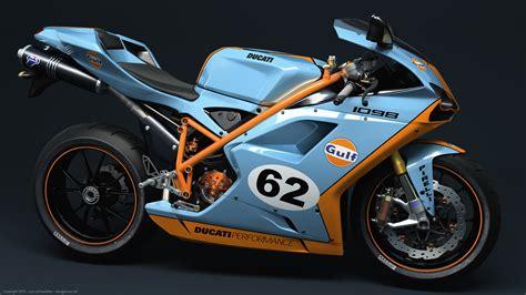 gulf racing motorcycle ducati 1098 gulf by dangeruss on deviantart